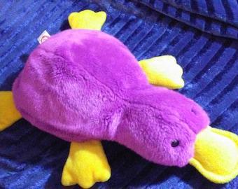 Platypus Toy Etsy