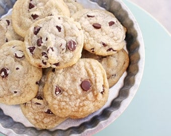Gluten Free / Dairy Free / Chocolate Chip Cookies  / Fair Trade Chocolate