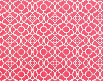 Waverly P/K Lifestyle Lovely Lattice Blossom - Fabric by the Yard