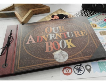 Adventure book