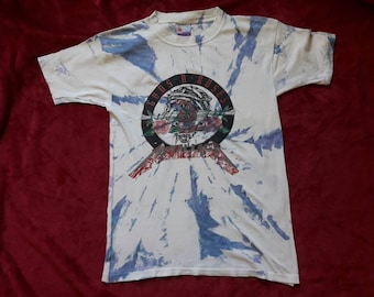 Vintage 1992 Metallica Guns N Roses Tour T Shirt.