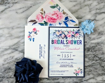 Royal Garden Collection: Invitation