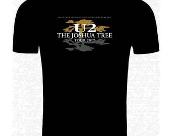 In Celebration of the 30th Anniversary U2 Joshua Tree Tour 2017 T-Shirt