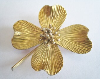 Krementz Gold Tone Pin