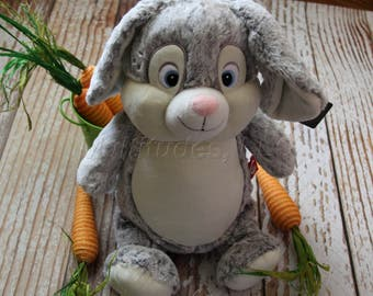 Personalized Cubbie Bunny