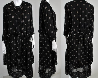 "Rare! vintage 1915 absolutely stunning ""Titanic"" dress        A2"