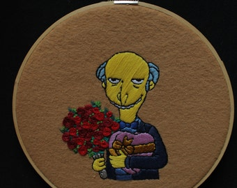 The Mr Burns to your Smither