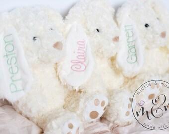Baby Bunny | Spring Bunnies | Custom Baby Bunny | Cute Bunny | Baby Shower Gift | Baby gift