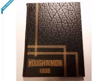 1935 McKeesport (PA) High School yearbook