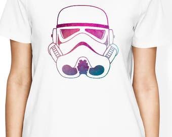 Star Wars Stormtrooper Shirt, The Force Awakens Clothing, Star Wars Women Shirt - Star Wars Stormtrooper TShirt, Star Wars Funny Shirt