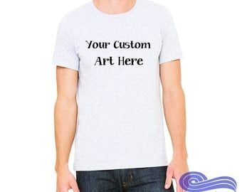 WHOLESALE Custom T-Shirts Bulk Custom Shirts Personalized