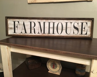 Farmhouse Wall Decor farmhouse wall decor | etsy