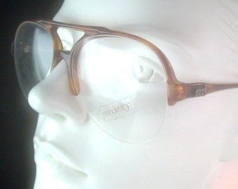 Modesign  603/AV / Vintage 70s  Eyeglasses / N O S  / made in Italy || art. 366