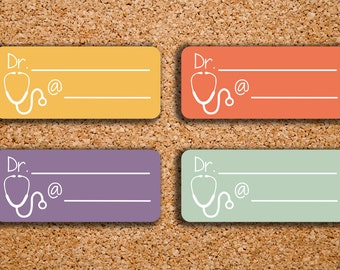 15 Doctor Appointment Stickers for 2017 Inkwell Press IWP-H18