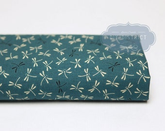 Japanese Dragonfly fabric