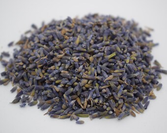 Harney and Sons - French Super Blue Lavender - Herbal Tea - Loose Leaf Tea Sample - Free Shipping