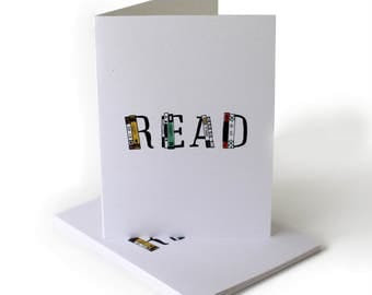 Read Just Because Greeting Card