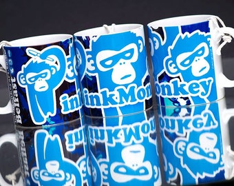 Ink Monkey Mug