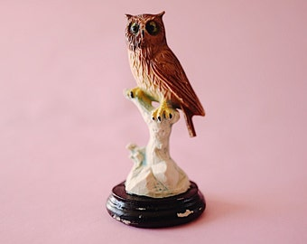 Owl #12 | Vintage | Ceramic | The Owl Collection