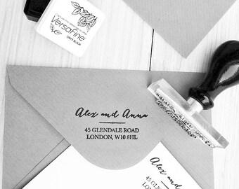 Address stamp | Return Address stamp | New home gift | New home stamp |New home address stamp | Personalised Address stamp  | UK