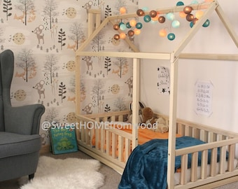 twins boy girl crib etsy. Black Bedroom Furniture Sets. Home Design Ideas