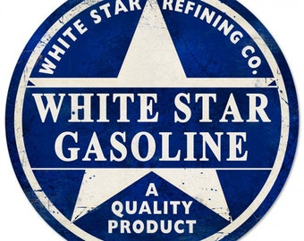 White Star Gasoline