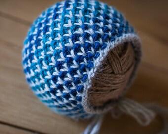 Seed Newborn Bonnet
