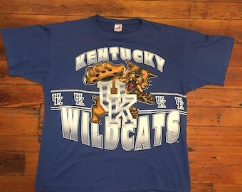 Vintage University of Kentucky Tee / XL