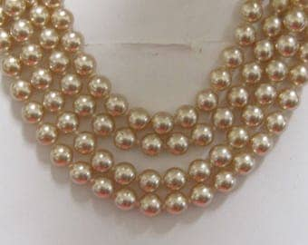 C- 13 Vintage Necklace 48 in long  Joan Rivers collection