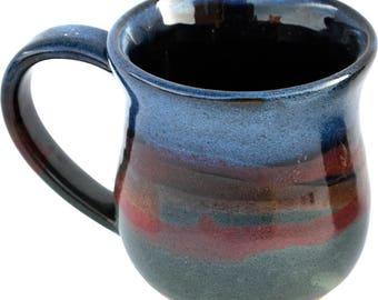 14 Oz. Mug in Mountainscape