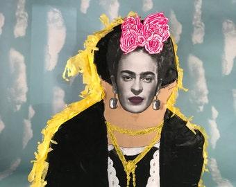 Frida Kahlo Piñata