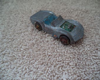 Midgetoys die cast toy car ,Die cast car , Toy car , Toy's from the 1960's ,Vintage Midgetoy car