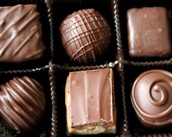 Handmade Chocolates - Box of 6
