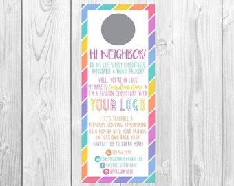 Door Hanger LuLaRoe Printable