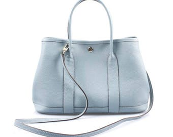 Real Togo Leather Tote Bag (Medium Size Only)