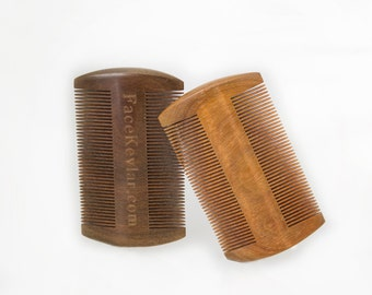 The Ruler Comb {fine tooth}