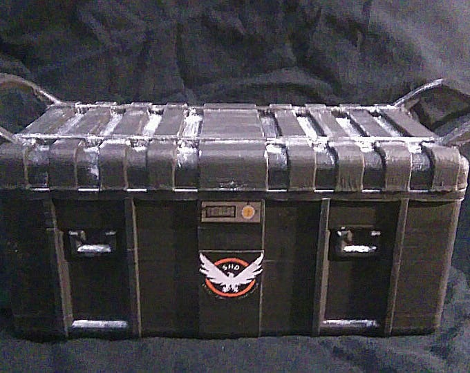 The Division DZ Loot crate jewelry box