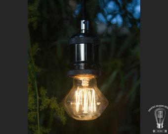 Vintage Edison Style Retro Tungsten Filament Diamond 110V/40W Bulb