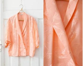 Peach blazer | Etsy