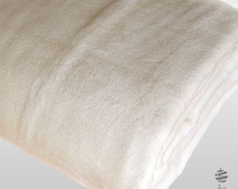 Top Quality King Size Beige Coverlet
