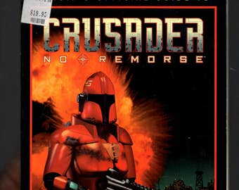 Summer Sale Free Shipping Crusader: No Remorse - PC Big Box - PC CD-Rom Game, 1995) Origin Viedo Game No Regret Bonis