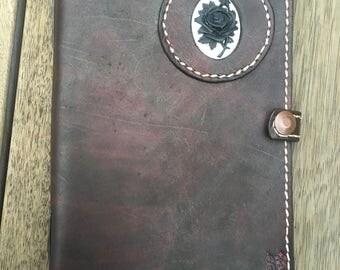 Dark Rose A5 Journal