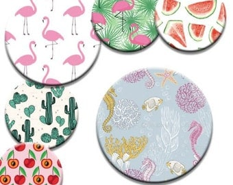 A pack of 6 mixed themes Pattern weights Ideal for weighing down patterns on delicate fabrics no need for pins TV sewing Bee