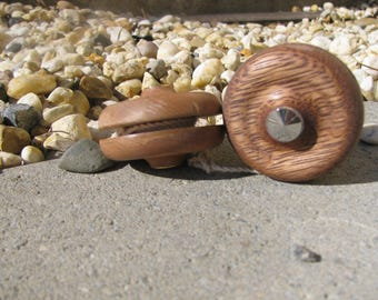 Wooden Yo-Yo's,