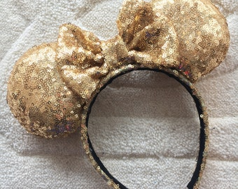 Items Similar To Big Sparkle Sequin Hair Bow Choose Any