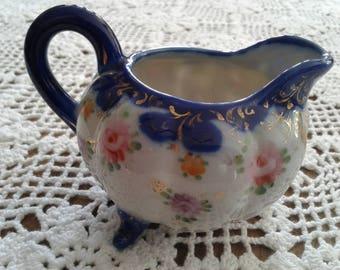 Coffee with Cream, antique creamer