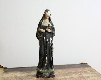 Saint Rita, Virgin Catholic religious statue