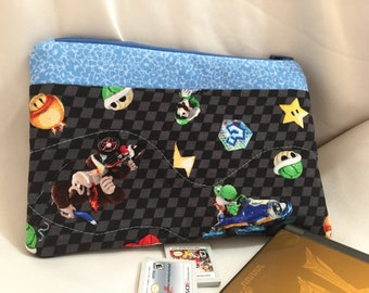 Nintendo 3DS XL Case: Mario Kart 8