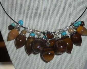 Acorn Necklace #32
