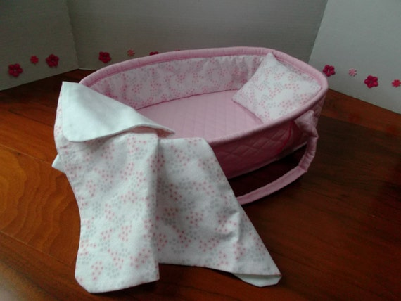 Carrier Bed For Bitty Baby Adora And Baby Stella Dolls Reborn